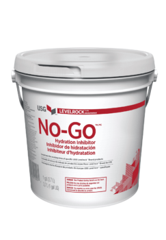 USG Levelrock No-Go Hydration Inhibitor