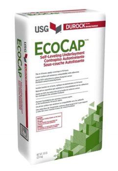 USG Durock EcoCap Self-Leveling Underlayment