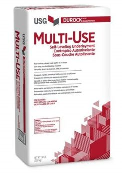 USG Durock Multi-Use Self-Leveling Underlayment