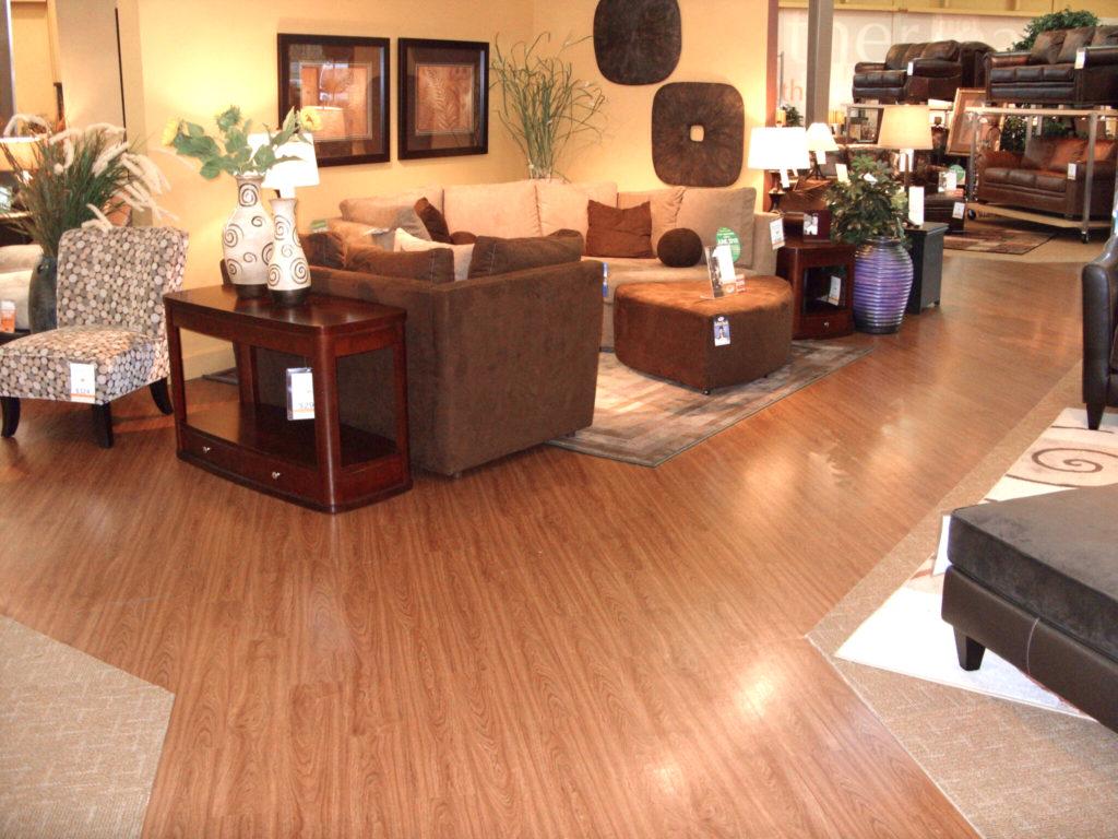 Furniture Row Daytona Beach Florida Yorkshore Commercial Flooring
