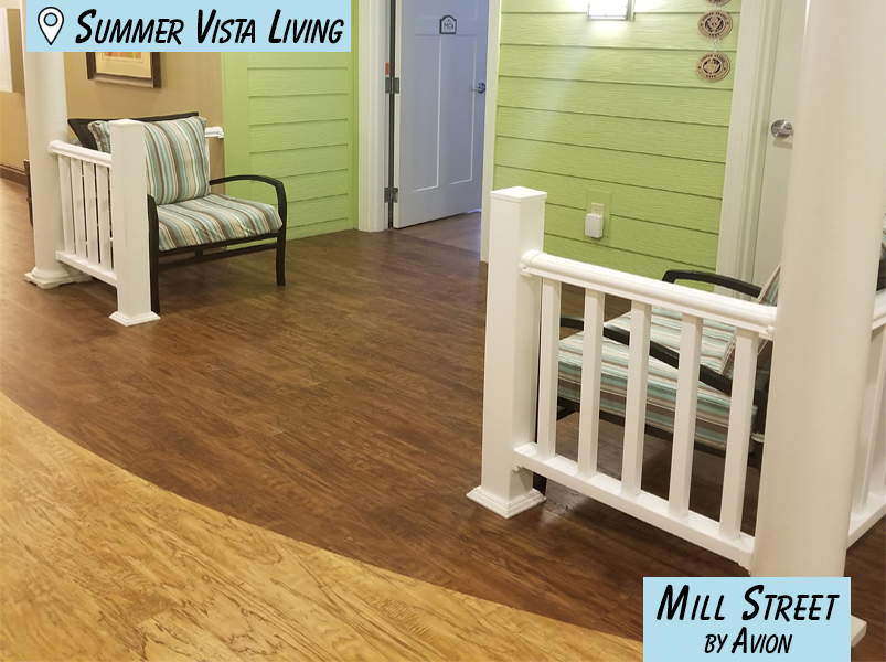 Summer Vista Living Florida Commercial Flooring Mill Street