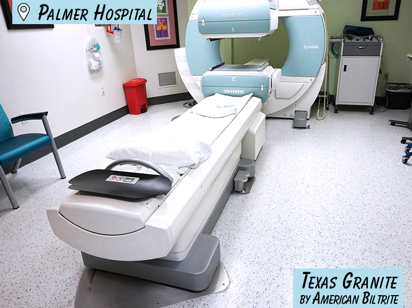 Winnie Palmer Hospital - Orlando, Florida - American Biltrite Texas Granite Mirra