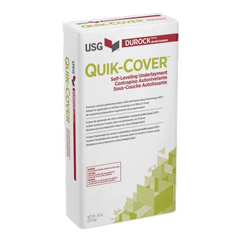 Quik-Cover Self-Leveling