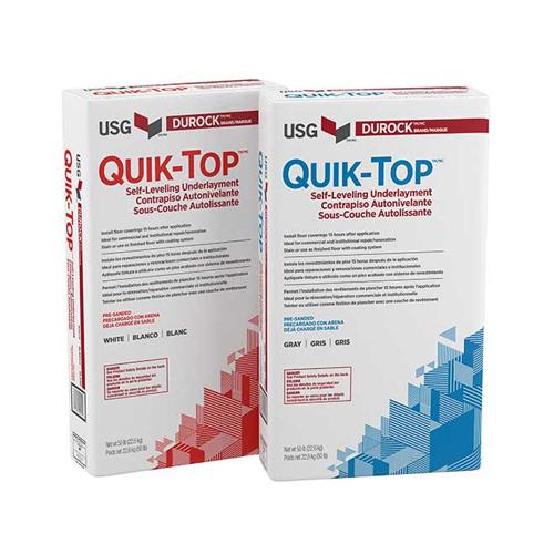 Quik-Top Self Leveling