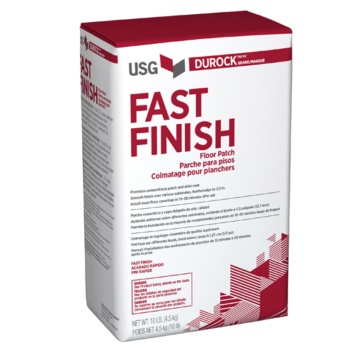 Fast Finish Floor Patch