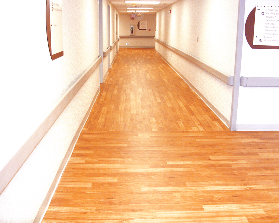 Florida Hospital Healthcare Commercial Flooring Yorkshore