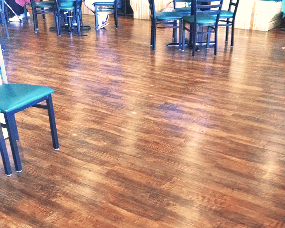 Gator Dockside Spring Hill Florida Yorkshore Commercial Flooring