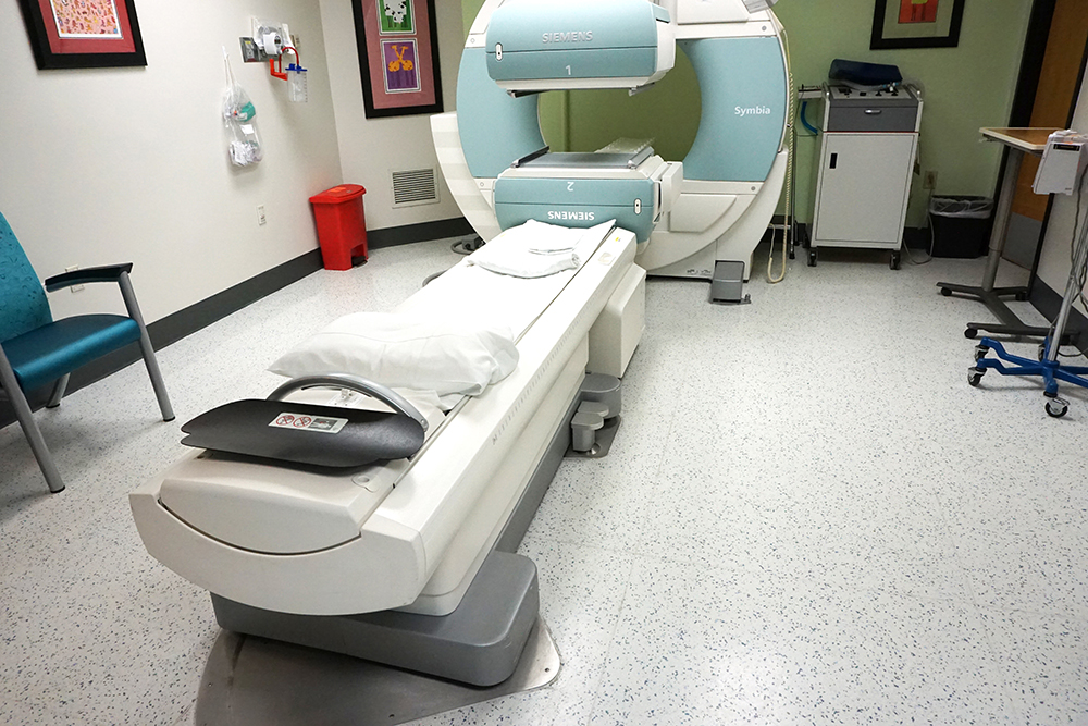 Healthcare Flooring-resilient flooring for hospitals-no wax