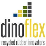 Dinoflex Recycled Rubber Commercial Flooring
