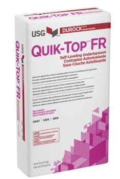 USG Durock Quik-Top White FR Self-Leveling Underlayment