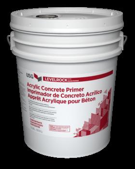 USG Levelrock Acrylic Concrete Primer