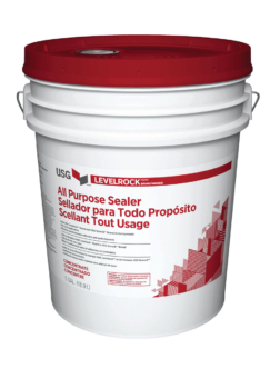 USG Levelrock Floor Underlayment All Purpose Sealer