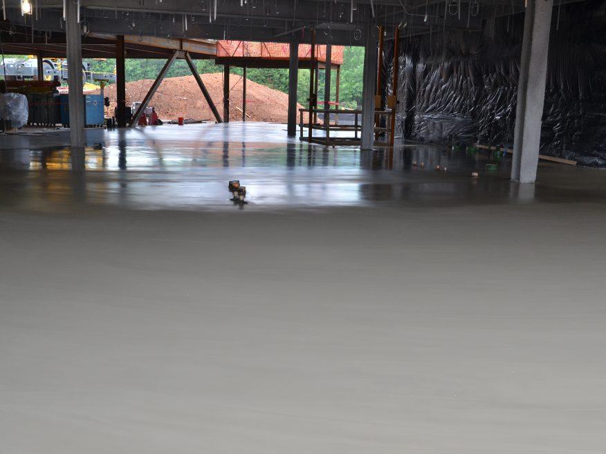 USG Durock NST Concrete Finishing Systems