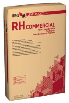 USG Levelrock Commercial RH Series Floor Underlayments