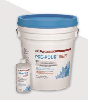 USG Levelrock Pre-Pour Liquid Underlayment