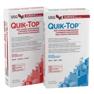 USG Durock Quik-Top Self Leveling