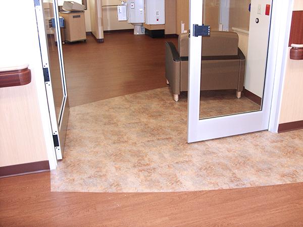 Morton Plant Hospital Clearwater Florida Healthcare Flooring