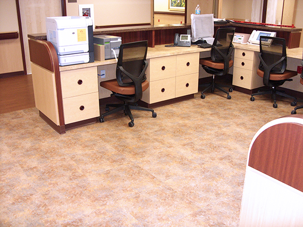 Morton Plant Hospital Clearwater Florida Healthcare Flooring