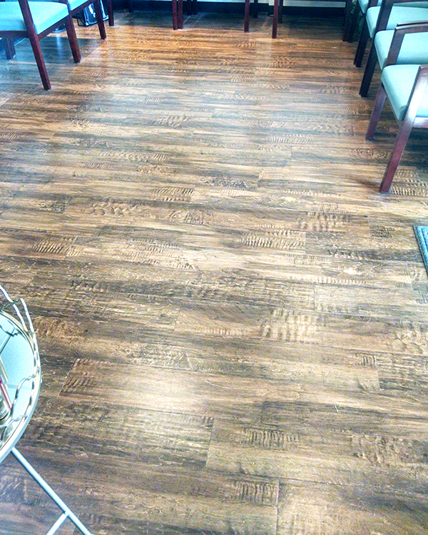 Carl Salon Jacksonville Florida Yorkshore Commercial Flooring