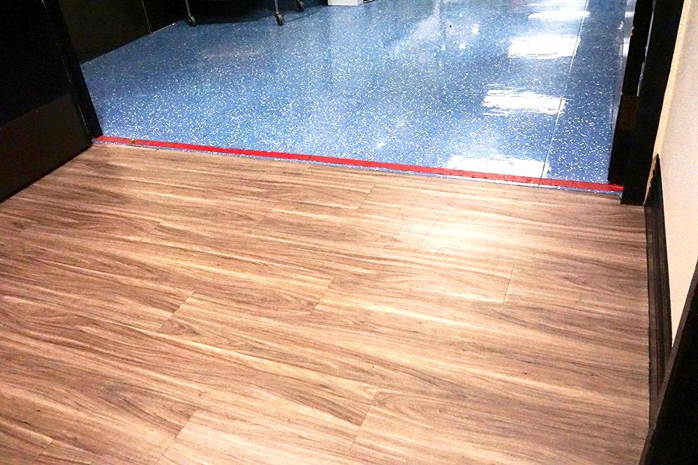 Winnie Palmer Hospital Healthcare Commercial Flooring Yorkshore Texas Granite