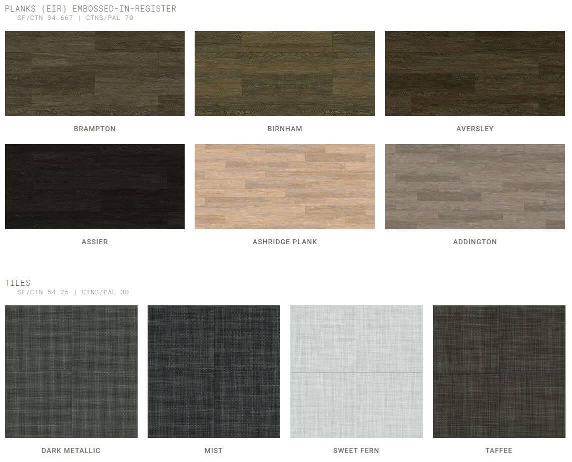 LG Hausys Denali - Yorkshore Commercial Flooring