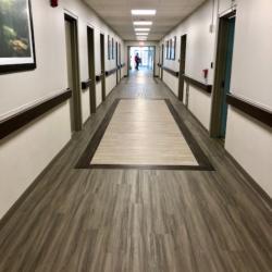Bow - Hospital Corridor