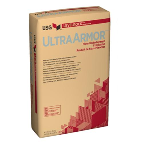 USG Levelrock UltraArmor Series Floor