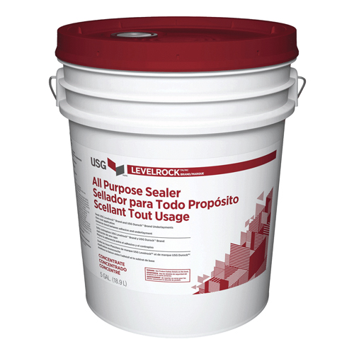 Levelrock Floor Underlayment All Purpose Sealer USG