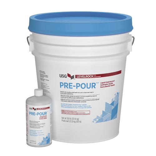 Pre-pour liquid USG Floor Prep Levelrock