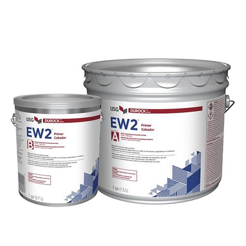USG EW2 Primer Floor Prep
