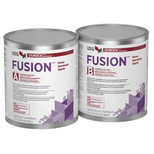 USG Fusion Primer Durock