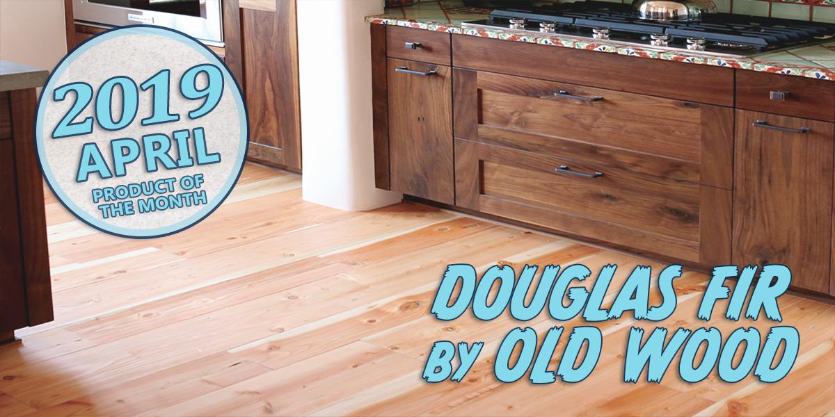 Douglas Fir Hardwood Old Wood Commercial Flooring