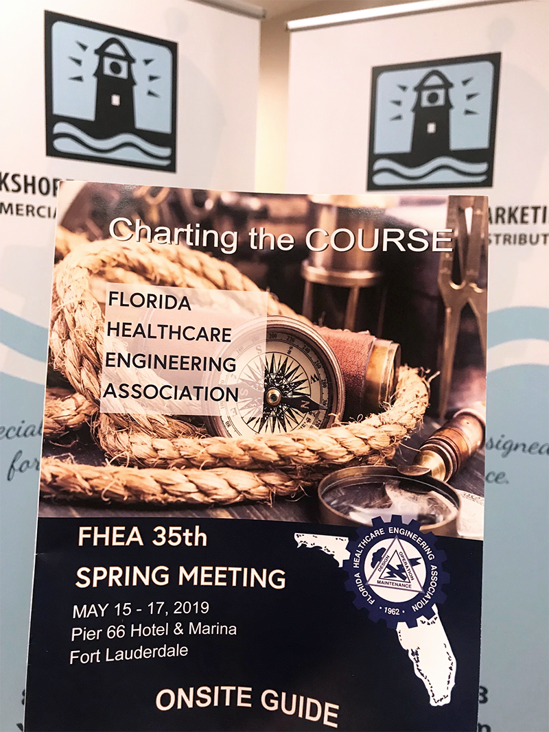 Yorkshore Commercial Flooring FHEA Spring Meeting Florida Healthcare
