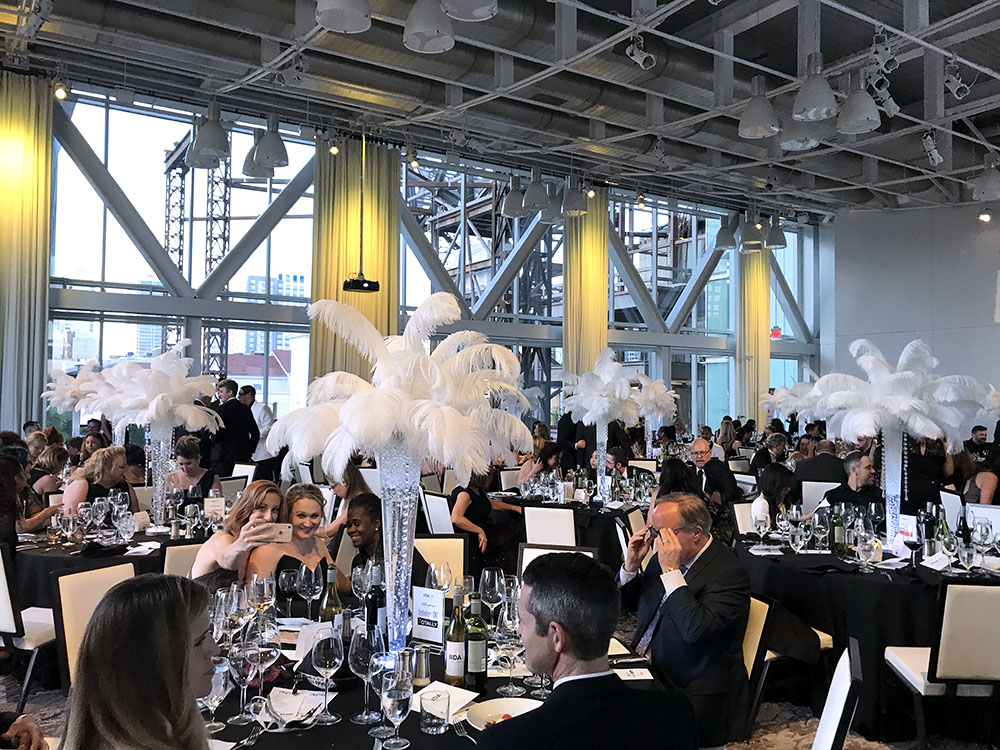 IIDA Florida Chapter 2019 Interior Design Excellence Awards Gala - Yorkshore Sales & Marketing, Commercial Flooring