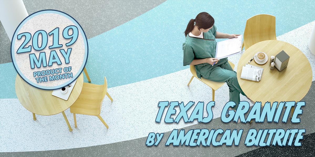 Texas Granite American Biltrite No wax commercial flooring