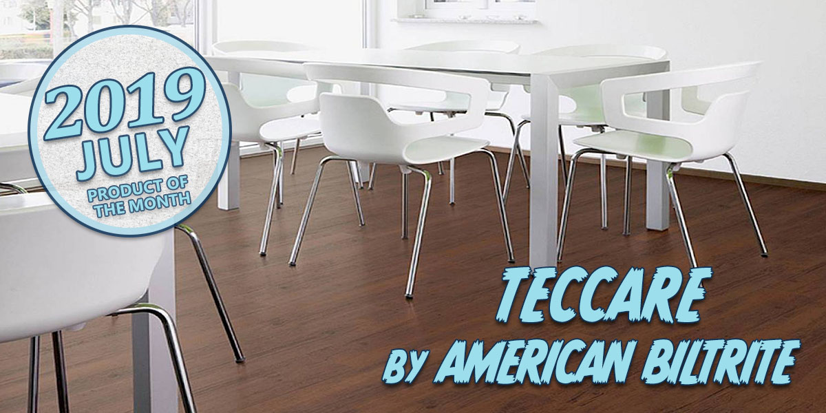 American Biltrite TecCare LVT Yorkshore Sales and Marketing
