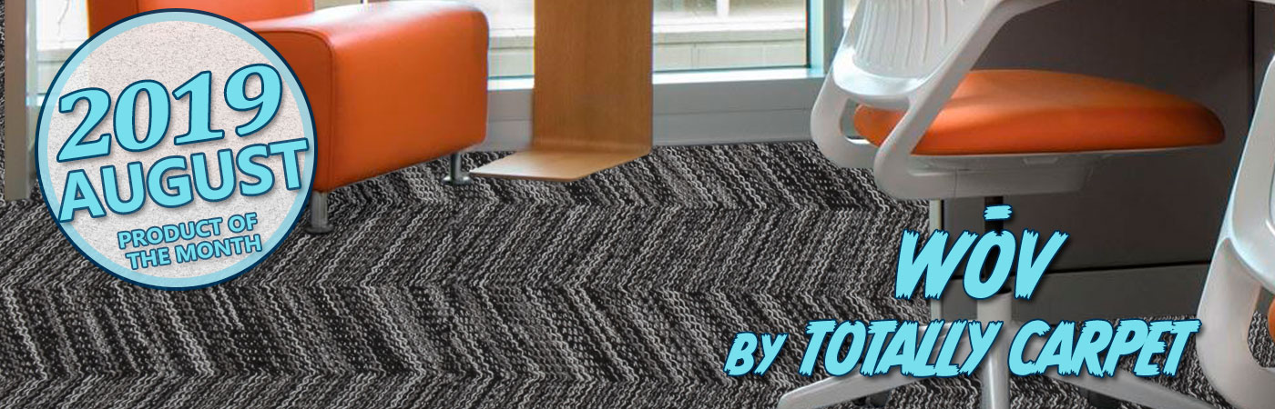 Commercial Carpet Flooring - Wov by Totally
