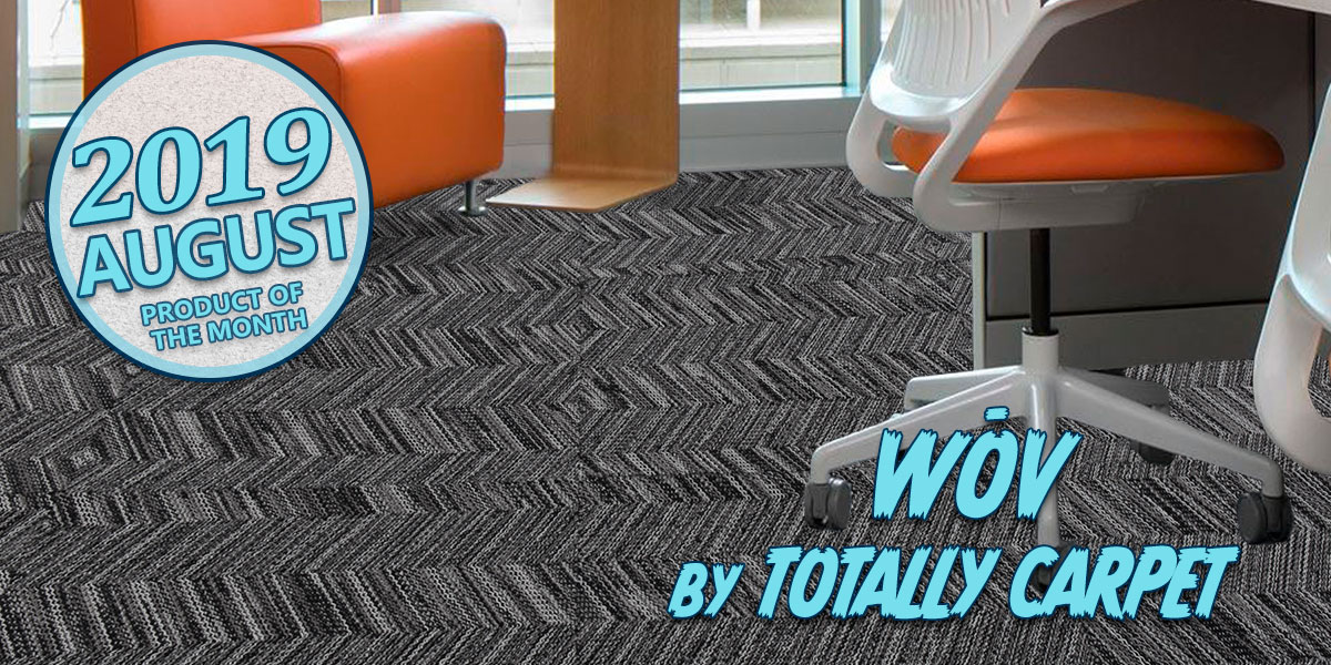Commercial Carpet Flooring - Wov by Totally (larger)