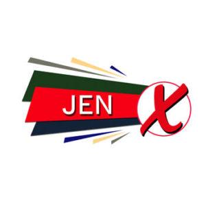 Jen X Logo