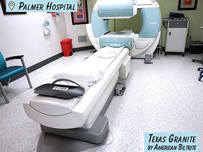Hospital Flooring - Patient Room