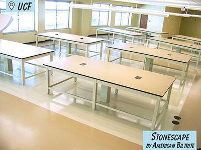 UCF School Flooring