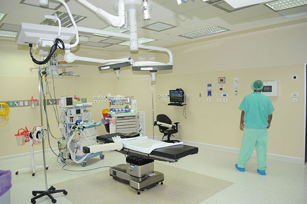 Hospital Operating Rooms