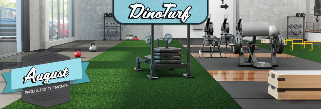 Dinoturf - Rubber Turf Tiles