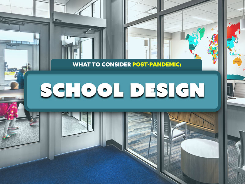 School Flooring - Post pandemic design