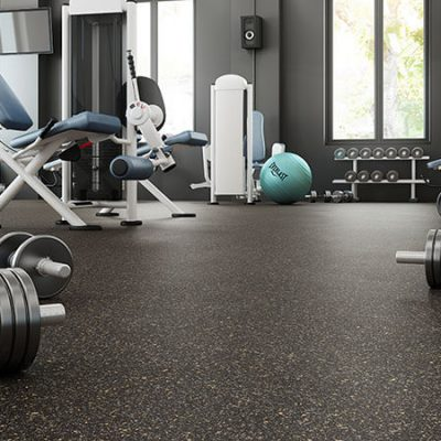 Commercial Gym Sports Floor